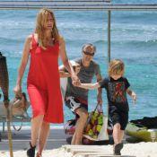 Mathilde Seigner : ''Comme moi, mon fils peut être très chiant''