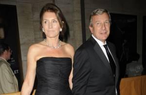 Cécilia Attias et Richard, épanouis : 'Nous menons une vie de bons New-Yorkais'