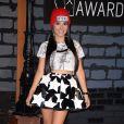 Becky G, 16 ans, lors des MTV Video Music Awards au Barclays Center. Brooklyn, le 25 août 2013.