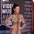 Sur le tapis rouge des MTV Video Music Awards à Brooklyn, le 25 août 2013.