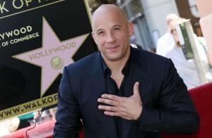 Vin Diesel : Le videur devenu star honoré sur le Walk of Fame avec sa famille
