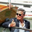 George Clooney au 70e festival du film de Venise, le 28 août 2013.