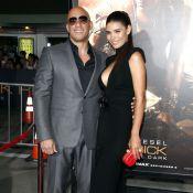 Vin Diesel : Un Riddick charmé par sa femme Paloma Jimenez, bombe en décolleté