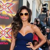 Nicole Scherzinger : Beauté fatale, elle affole le red carpet de X Factor 2013