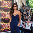 Nicole Scherzinger lors du lancement de X Factor UK 2013 à London, le 29 août 2013.