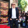 Louis Walsh lors du lancement de X Factor UK 2013 à l'hôtel Mayfair de Londres, le 29 août 2013.