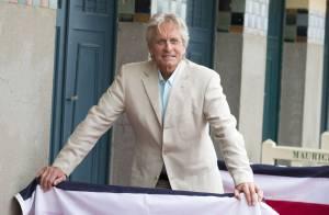 Michael Douglas : Heureux de retrouver Deauville, il porte toujours son alliance