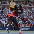 Serena Williamslors de l'US Open 2013 à New York le 1er septembre 2013.