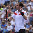 Andy Murraylors de l'US Open 2013 à New York le 1er septembre 2013.