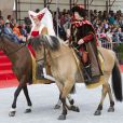La Cavalcade d'Hanswijk de Malines s'est déroulée le 1er septembre 2013 en présence du roi Philippe et de la reine Mathilde de Belgique. Leur première sortie officielle depuis l'intronisation du nouveau roi des Belges le 21 juillet.