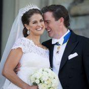 Madeleine de Suède enceinte : la princesse attend un bébé avec Chris O'Neill !