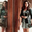 Campagne automne 2013 de Kelly Brook pour New Look.