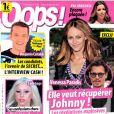 Magazine Oops ! du 6 septembre 2013.