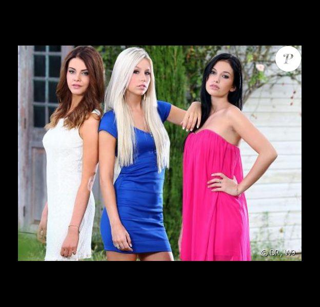 Les trois sublimes jeunes femmes qui chercheront l'amour dans la saison 3 de La Belle et ses Princes presque charmants...
