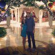 Gia Allemand prend la pose avec son compagnon le basketteur Ryan Anderson, sur Instagram.