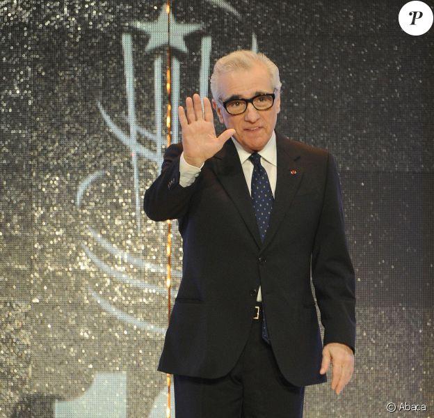 Martin Scorsese lors du Festival international du film de Marrakech le 4 décembre 2010