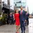 Felipe et Letizia d'Espagne sont repartis bredouilles de la 125e session du CIO à Buenos Aires en septembre 2013