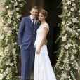 Le rappeur Stephen Paul Manderson alias Professor Green s'est mariée avec sa fiancée Millie Mackintosh à Babington House dans le Somerset, le 10 septembre 2013.