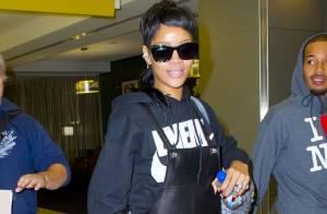 Rihanna : Sublime et hystérique pour lancer sa nouvelle collection