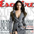 Megan Fox victime de Photoshop en couverture d'Esquire