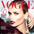 Natasha Poly victime de Photoshop en couverture de Vogue