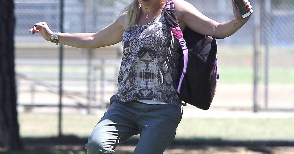 Exclusif - Jennie Garth, plus heureuse que jamais, et son ...