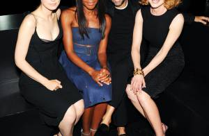 Nicole Kidman et Rooney Mara : Élégantes pour une soirée enivrante et glamour