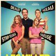 Affiche du film Les Miller, une famille en herbe