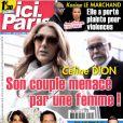 Magazine Ici Paris du 18 septembre 2013.