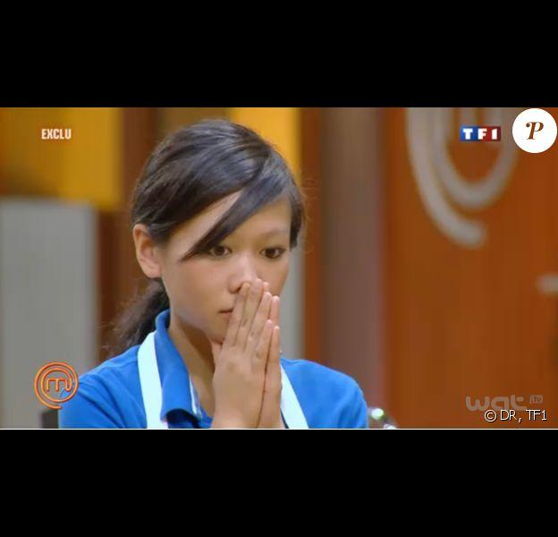 Nathalie dans Masterchef 2, jeudi 20 octobre 2011 sur TF1