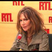 Clémentine Célarié : Touchante et ''Debout'' pour son ami Thierry Monfray