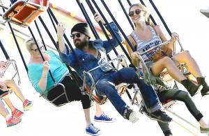 Aaron Paul et Lauren Parsekian : Fous rires à Disneyland pour les jeunes mariés