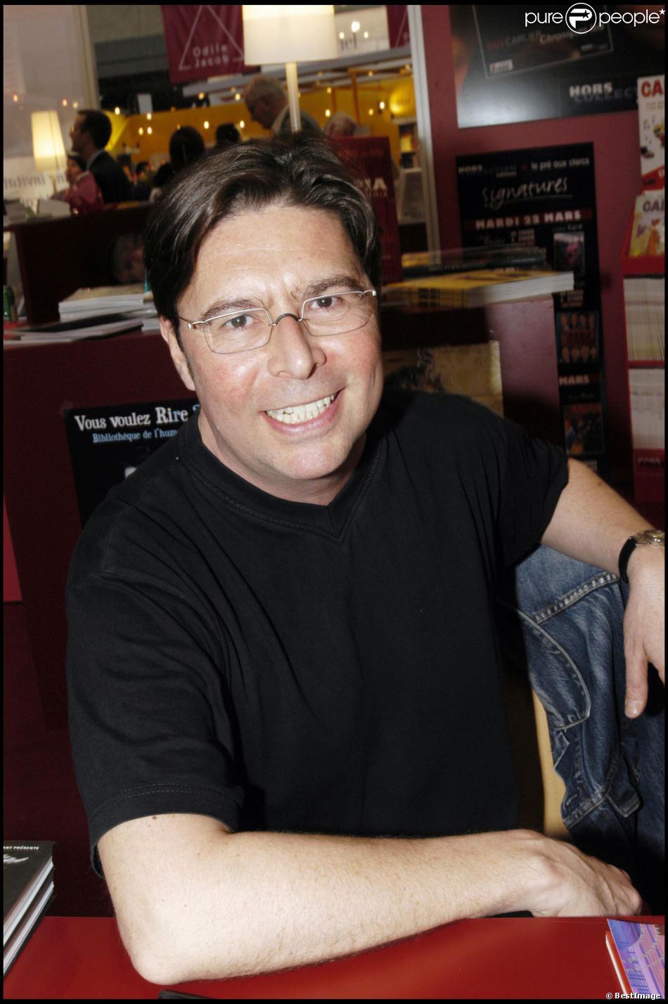 Gilles Verlant à Paris le 20 mars 2005.