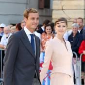 Pierre Casiraghi et Beatrice Borromeo : Superbe duo au mariage du prince Felix