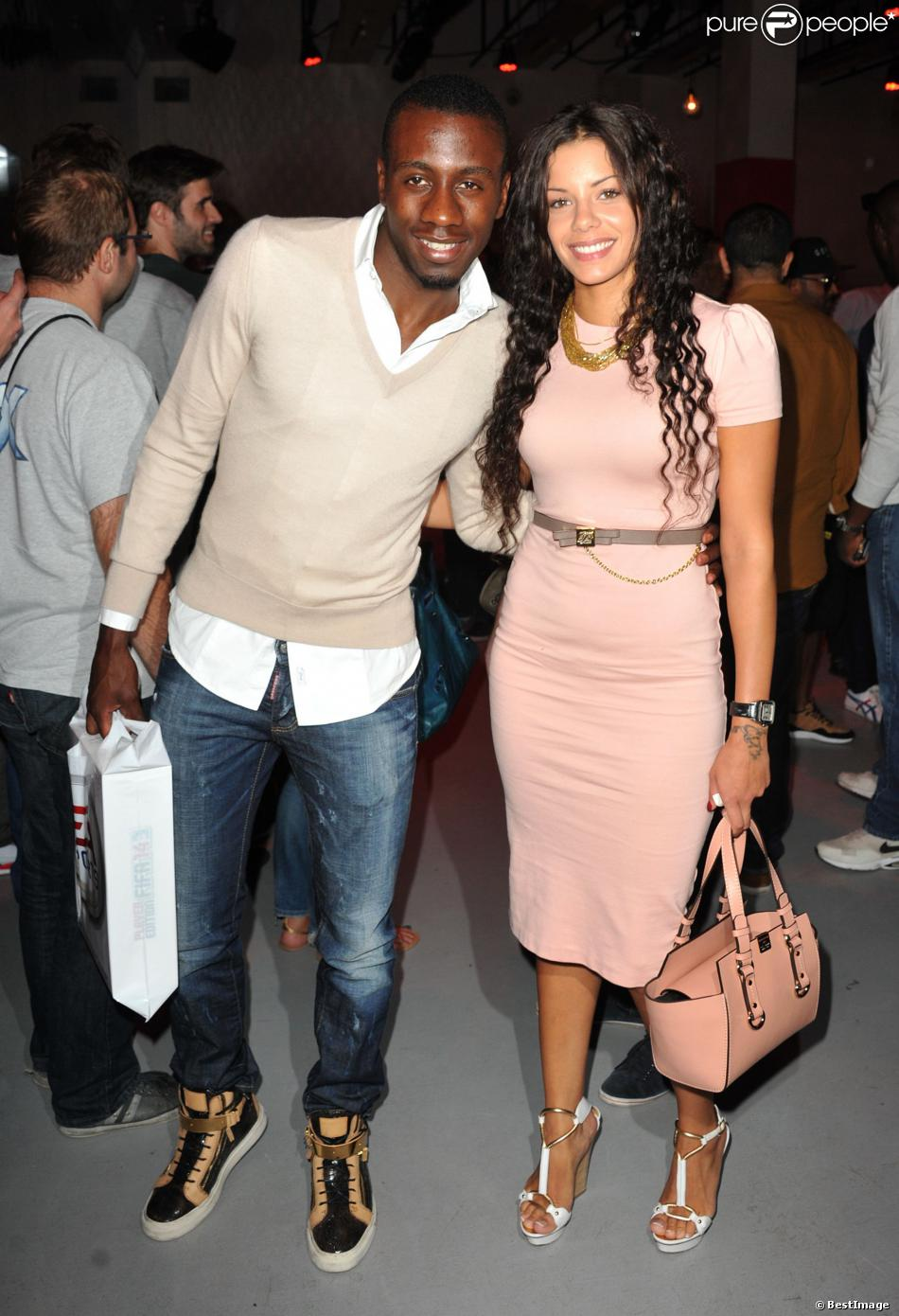 Blaise Matuidi with beautiful, Wife Isabelle Matuidi