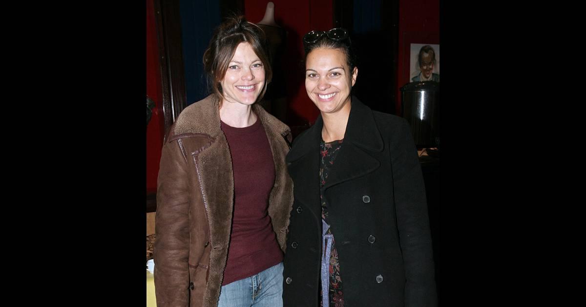 Alexandra Kazan et Isabelle Giordano Il était une fois au Planet Hollywood dimanche 25 novembre 207.