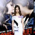 Hailee Steinfeld lors de la première du film Romeo and Juliet à Hollywood, le 24 septembre 2013.