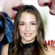 Kait Weston lors de la première du film Romeo and Juliet à Hollywood, le 24 septembre 2013.