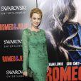 Nathalie Rapti Gomez lors de la première du film Romeo and Juliet à Hollywood, le 24 septembre 2013.