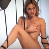 Clara Morgane : Entièrement nue en mariée sexy pour un shooting glamour !