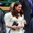 Le look marin adopté par Kate Middleton