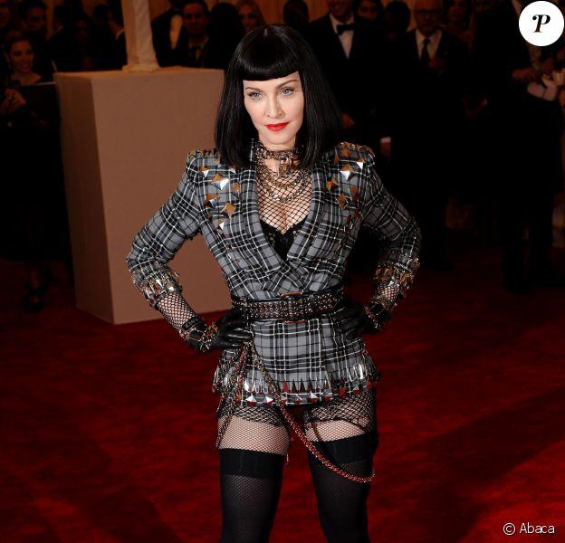 Le style rock et grunge de Madonna à copier !