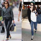 Katie Holmes vs Kristen Stewart : Qui porte le mieux le teddy ?