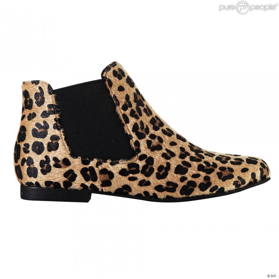 Assez Coup de coeur mode : les boots léopard 3 Suisses RP06
