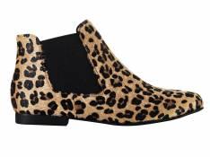 Coup de coeur mode : les boots léopard 3 Suisses