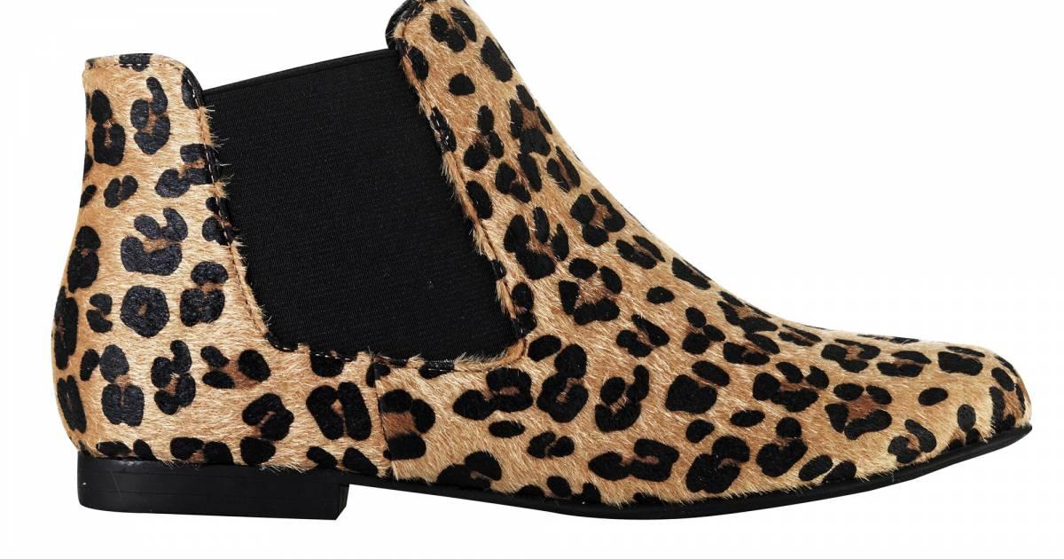 3 Coup Boots ModeLes Suisses Purepeople Coeur De Léopard mNyv8nwO0