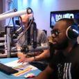 Maître Gims était l'invité de Fun Radio, le 27 septembre 2013.