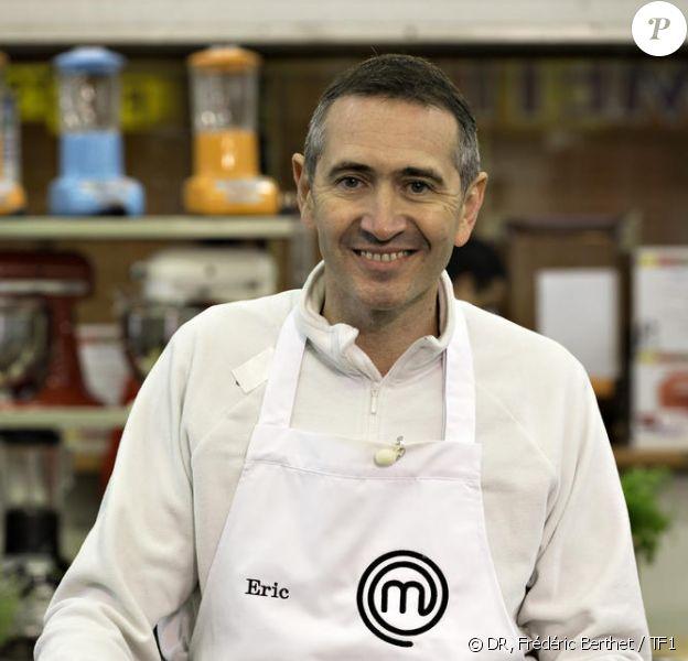 Eric, candidat de Masterchef 4 sur TF1.