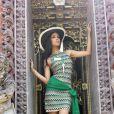 La divine Megan Young sublime durant le concours Miss Monde 2013 en Indonésie en septembre 2013