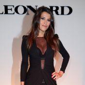 Fashion Week : Karine Ferri et son décolleté osé devant deux ex-Miss France